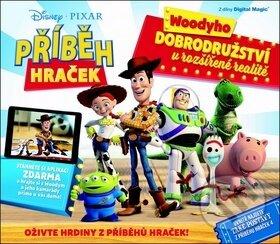 Příběh hraček Woodyho dobrodružství v rozšířené realitě -