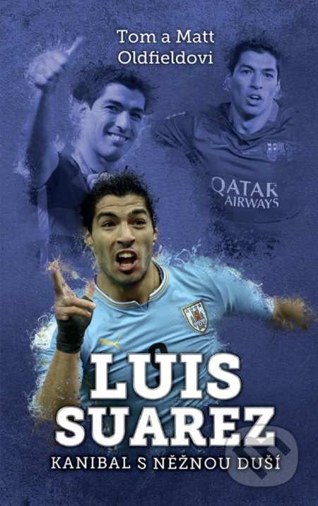 Luis Suarez - Matt Oldfield, Tom Oldfield