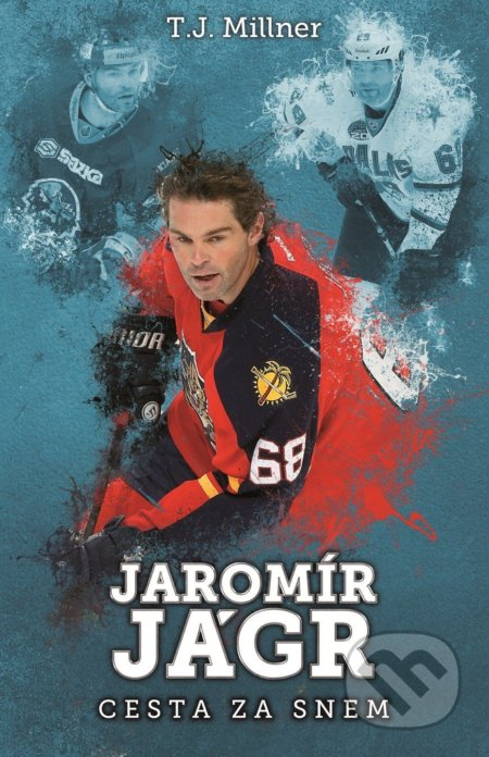Jaromír Jágr - T.J. Millner
