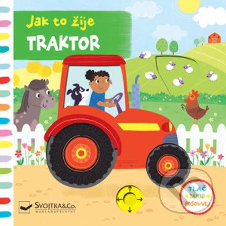 Fatimma.cz Jak to žije: Traktor Image
