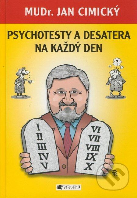 Fatimma.cz Psychotesty a desatero na každý den Image