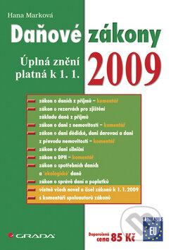 Fatimma.cz Daňové zákony 2009 Image