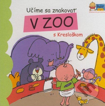 Fatimma.cz Učíme sa znakovať v ZOO s Kresloškom Image