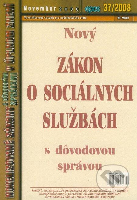 Siracusalife.it Nový Zákon o sociálnych službách 37/2008 Image