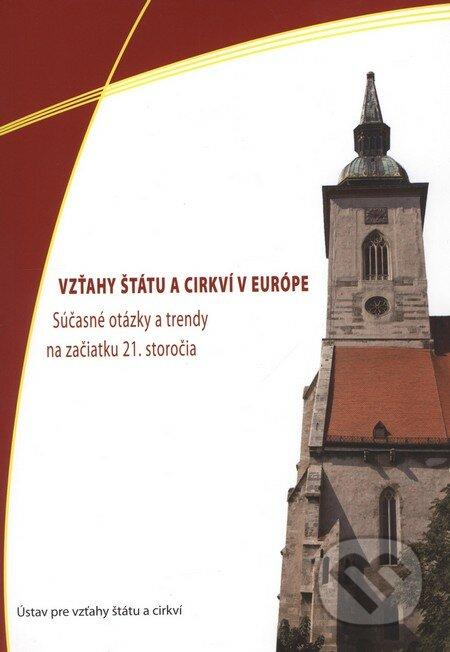 Removu.cz Vzťahy štátu a cirkví v Európe Image