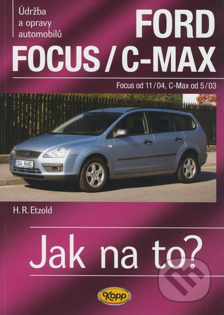 Beenode.cz Ford Focus/C-Max (Focus od 11/04, C-Max od 5/03) Image
