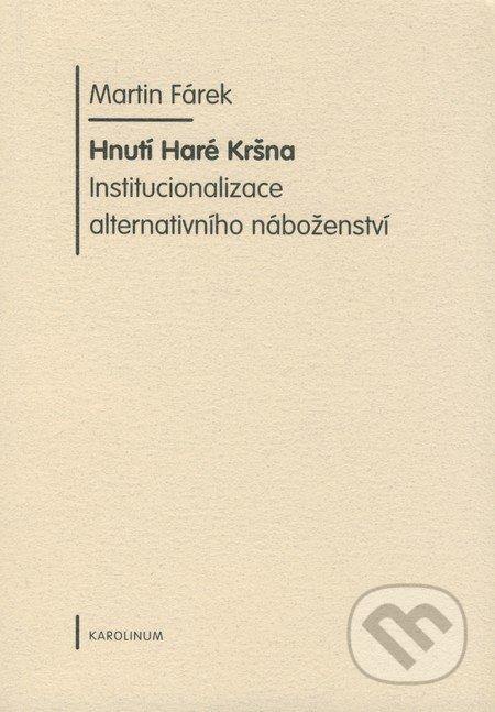 Fatimma.cz Hnutí Haré Kršna Image