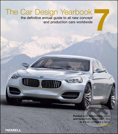 The Car Design Yearbook 7 - Stephen Newbury, Tony Lewin