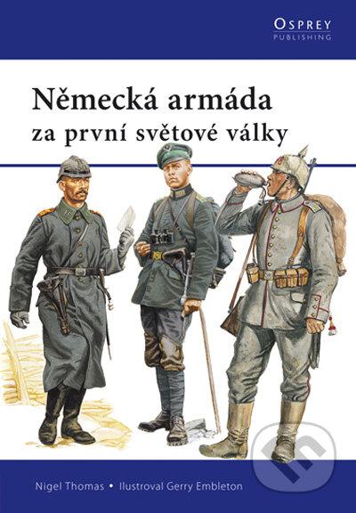 Removu.cz Německá armáda za první světové války Image