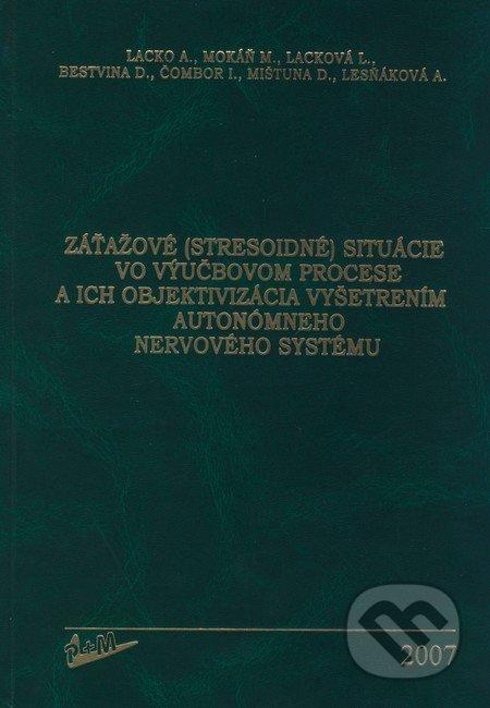 Venirsincontro.it Záťažové (stresoidné) situácie vo výučbovom procese a ich objektivizácia vyšetrením autonómneho nervového systému Image