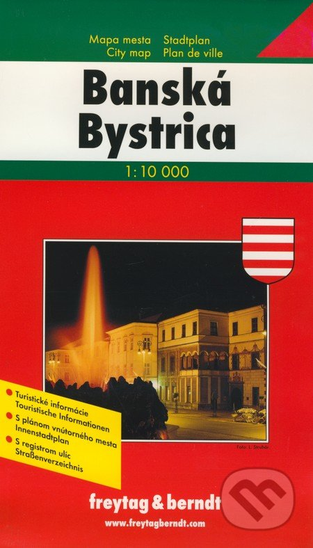 Peticenemocnicesusice.cz Banská Bystrica 1:10 000 Image