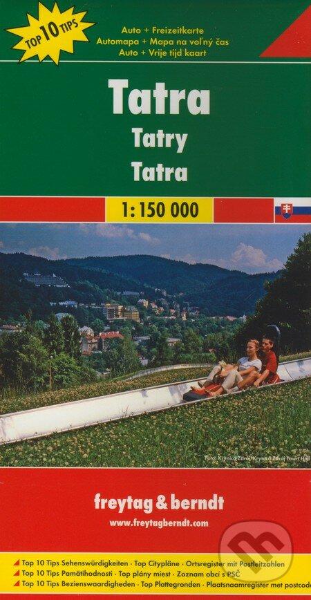 Peticenemocnicesusice.cz Tatry 1:150 000 Image