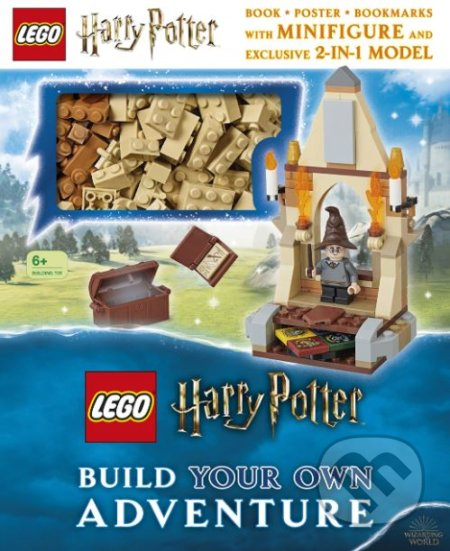 LEGO Harry Potter - Dorling Kindersley