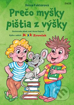 Fatimma.cz Prečo myšky pištia z výšky Image