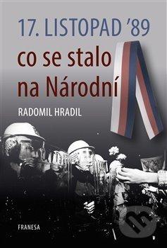 Fatimma.cz 17. listopad '89 – co se stalo na Národní Image