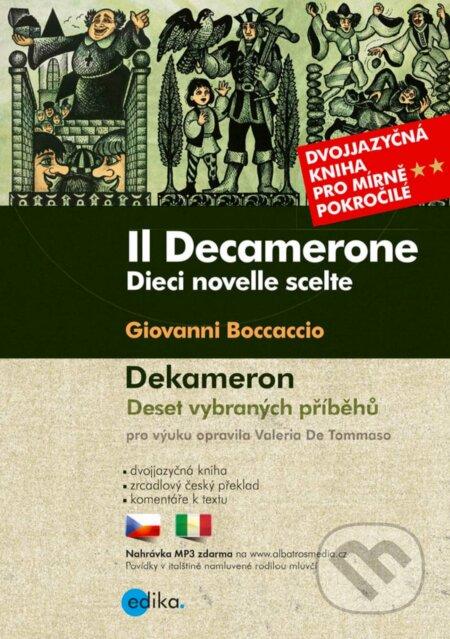 Dekameron / Il Decamerone - Giovanni Boccaccio, Valeria De Tommaso