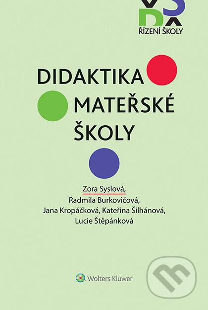 Didaktika mateřské školy - Kolektiv autorů
