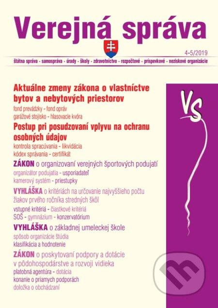 Fatimma.cz Verejná správa 4-5/2019 Image