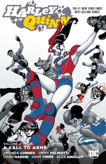 Harley Quinn (Volume 4) - Amanda Conner