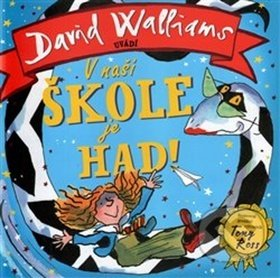 V naší škole je had - David Walliams