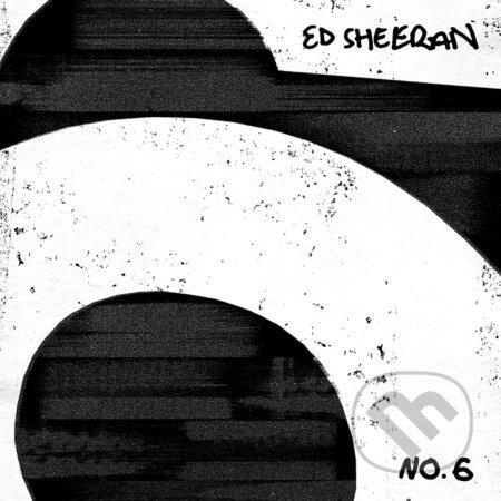 Ed Sheeran: No.6 Collaborations Project LP - Ed Sheeran