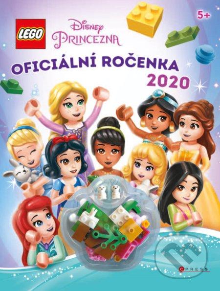 LEGO Disney Princezna: Oficiální ročenka 2020 - CPRESS