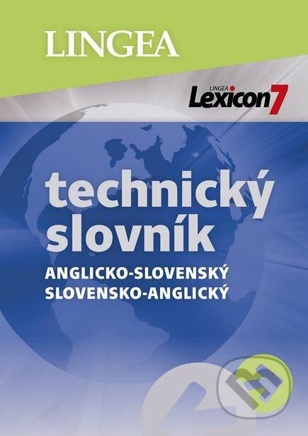 Lexicon 7: Anglicko-slovenský a slovensko-anglický technický slovník - Lingea