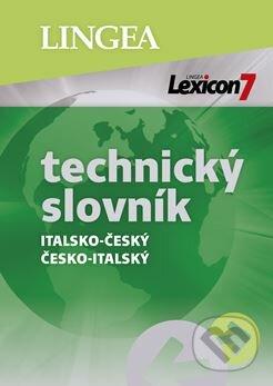 Lexicon 7: Italsko-český a česko-italský technický slovník - Lingea