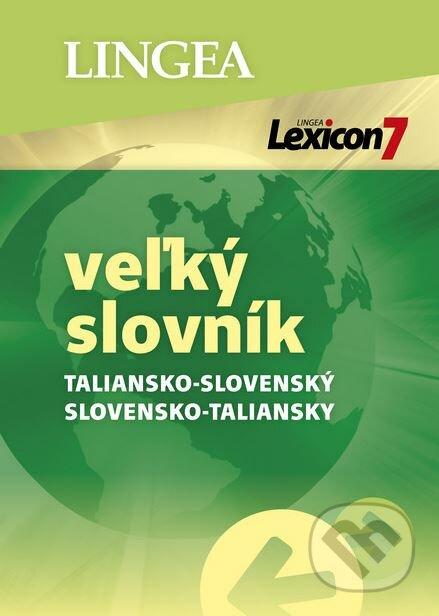 Lexicon 7: Taliansko-slovenský a slovensko-taliansky velký slovník - Lingea