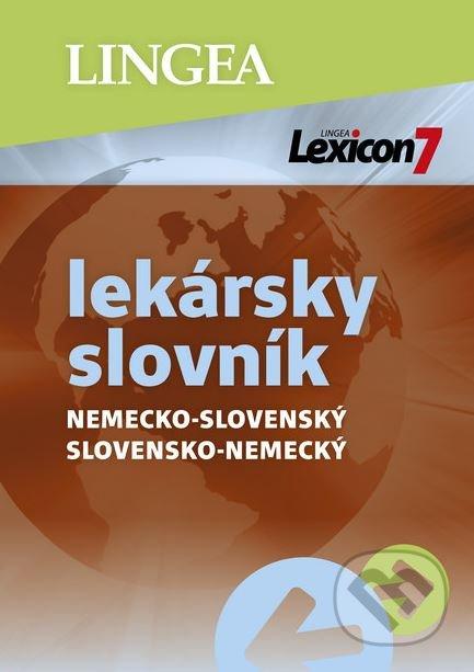 Lexicon 7: Nemecko-slovenský a slovensko-nemecký lekársky slovník - Lingea