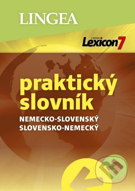 Fatimma.cz Lexicon 7: Nemecko-slovenský a slovensko-nemecký praktický slovník Image