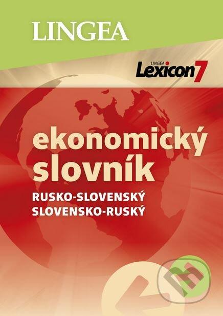 Lexicon 7: Rusko-slovenský a slovensko-ruský ekonomický slovník - Lingea