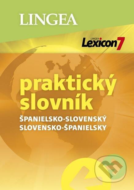 Lexicon 7: Španielsko-slovenský a slovensko-španielsky praktický slovník - Lingea
