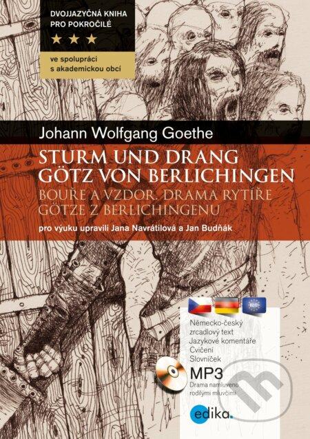 E-kniha: Sturm und Drang / Bouře a vzdor (Johann Wolfgang