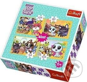 Puzzle Littlest Pet Shop - Trefl