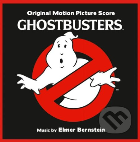 Ghostbusters / Music By Elmer Bernstein -