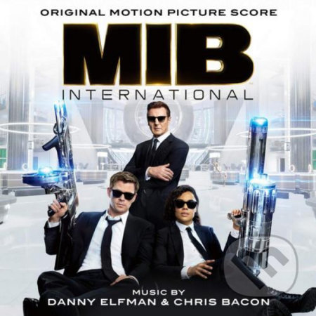 Men In Black: International / Music By Danny Elfman & Chris Bacon -
