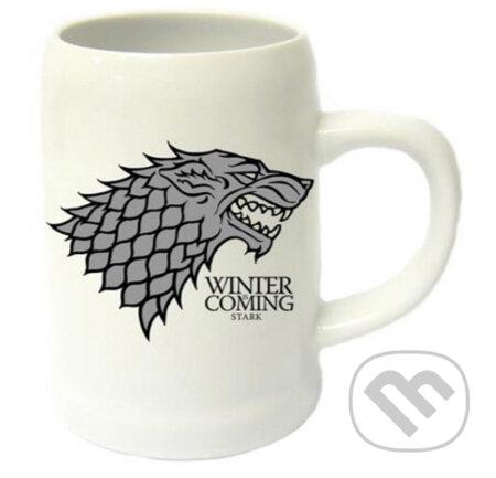 Keramický korbel Game of Thrones: Stark - Fantasy
