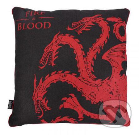 Vankúš Game of Thrones: Targaryen - Game of Thrones
