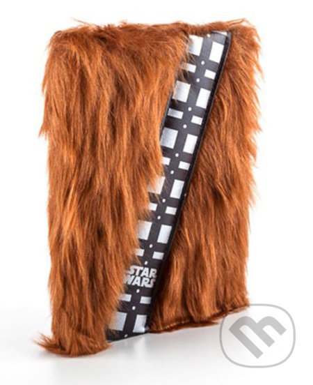 Blok A5 Star Wars: Chewbacca Fur -