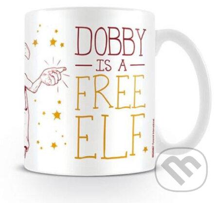 Keramický hrnček Harry Potter: Dobby - Harry Potter