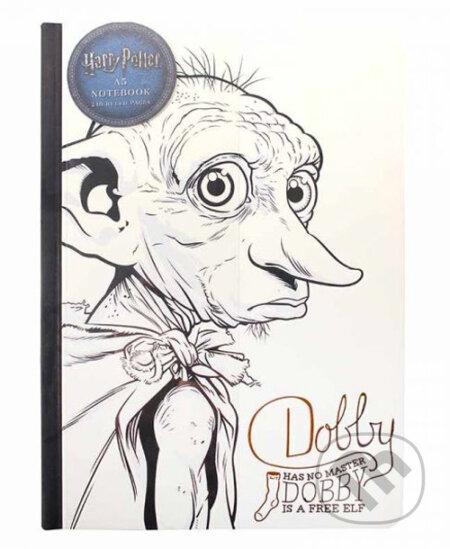 Blok A5 Harry Potter: Dobby - Harry Potter