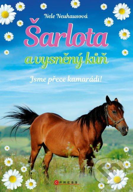 Interdrought2020.com Šarlota a vysněný kůň: Jsme přece kamarádi! Image