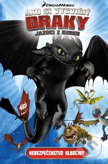 Interdrought2020.com Ako si vycvičiť draky - Jazdci z Berku 2: Nebezpečenstvo hlbočiny Image