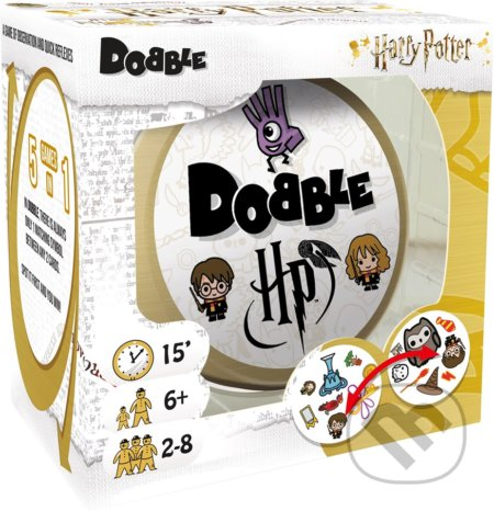 Dobble Harry Potter - Asmodée Édition LLC