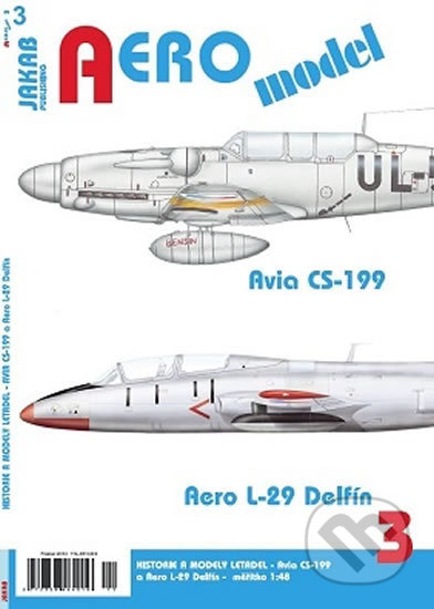 Bthestar.it AERO model 3: Avia CS-199 a AERO L-29 Delfín Image