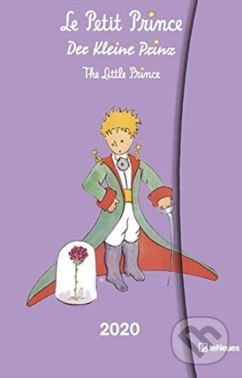 The Little Prince diary 2020 -