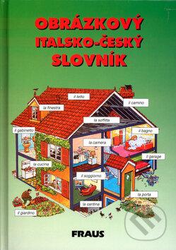 Obrázkový italsko - český slovník - John Shackell
