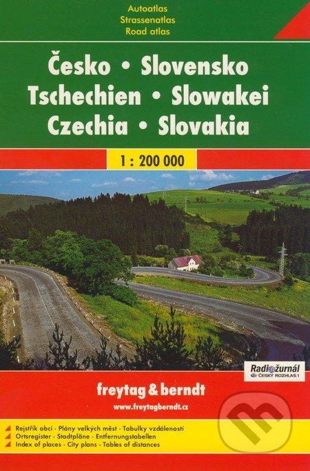 Interdrought2020.com Česko, Slovensko 1:200 000 Image