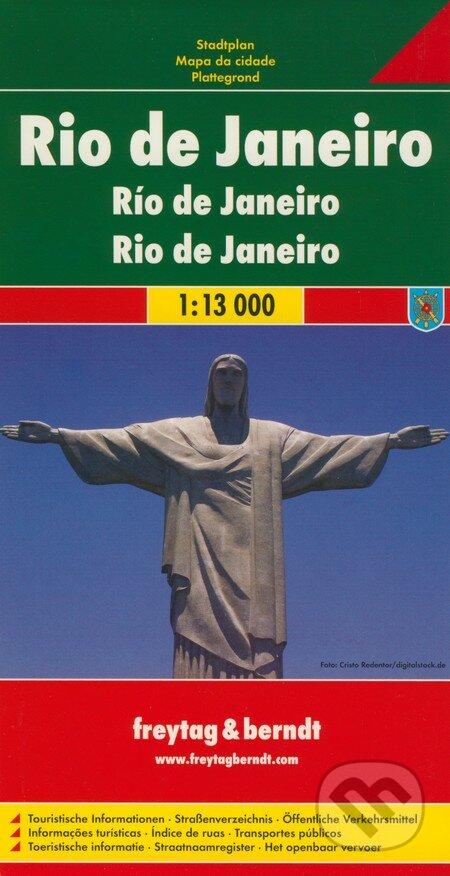 Fatimma.cz Rio de Janeiro 1:13 000 Image